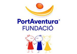 Logotipo de la Fundación Port Aventura
