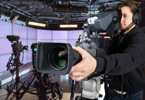 Programa de video o televisión