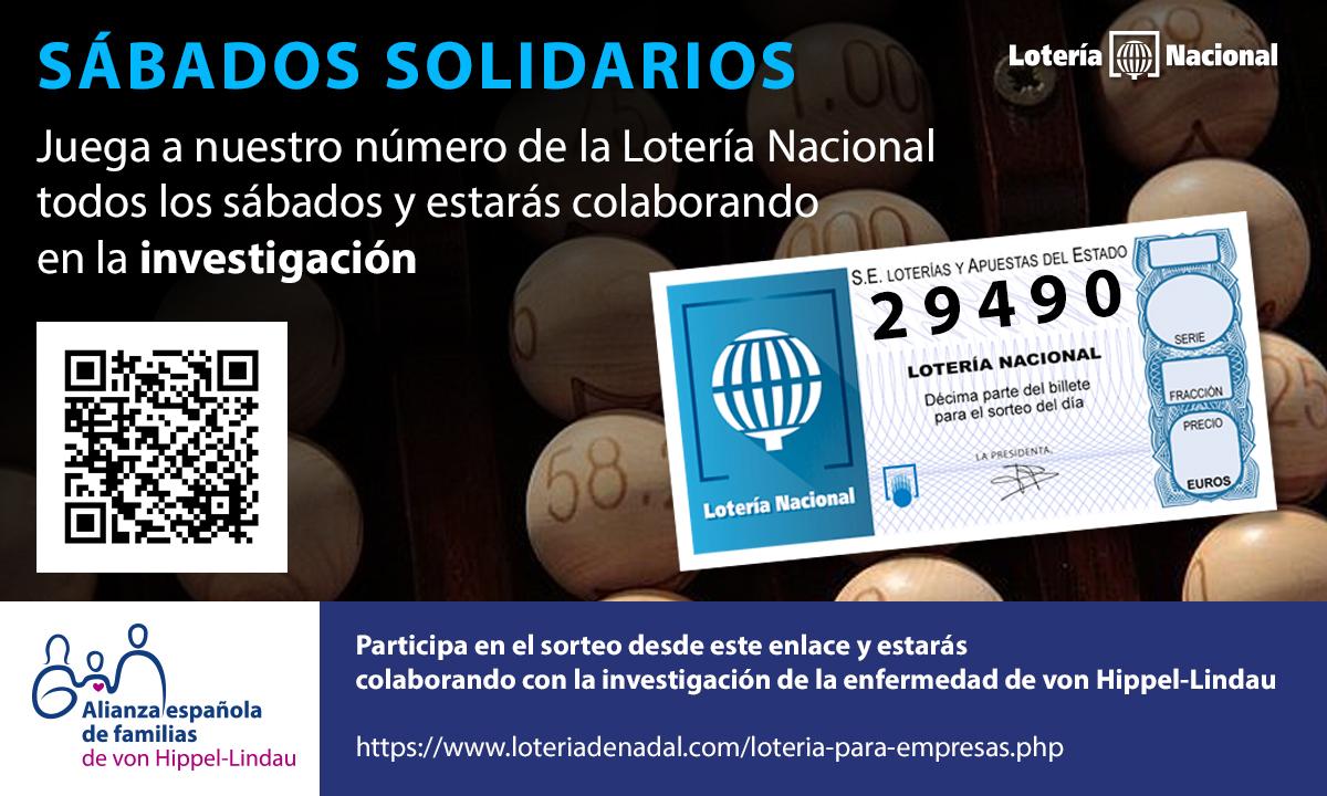 Lotería Nacional de la Alianza VHL