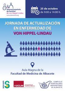 Jornada actualización vhl en Albacete