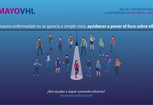 Mayo, mes de concienciación de VHL