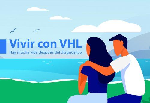 """Imagen destacada """"Vivir con VHL"""""""
