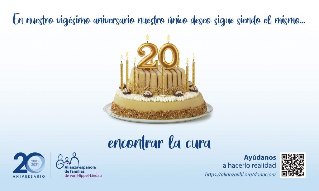 20 Aniversario de la Alianza VHL