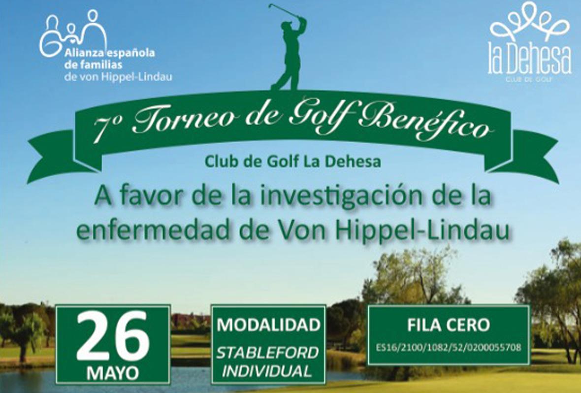 7º Torneo de Golf Benéfico Madrid