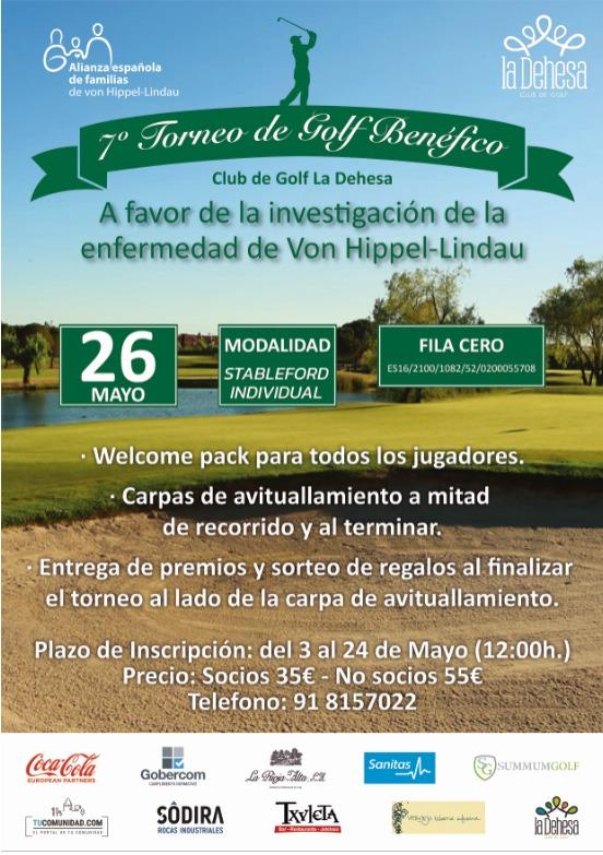 7º Torneo de Golf La Dehesa